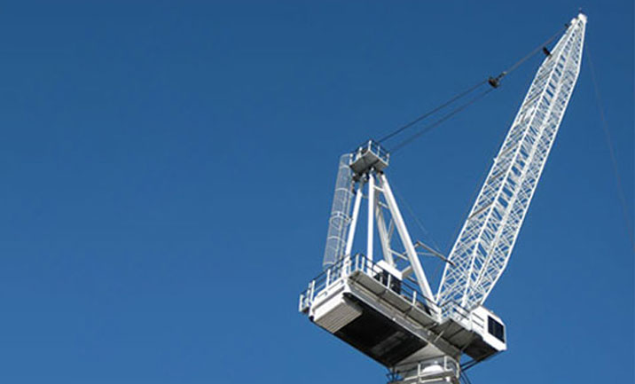 Ruffin Hydraulics specialise in the service and repair of Hydraulic Tower Cranes.